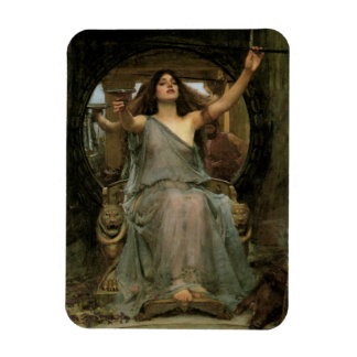 Circe Offering the Cup to Ulysses by JW Waterhouse Vinyl Magnets