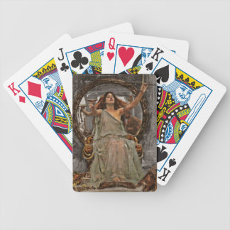 Circe Offers Cup to Ulysses Bicycle Playing Cards