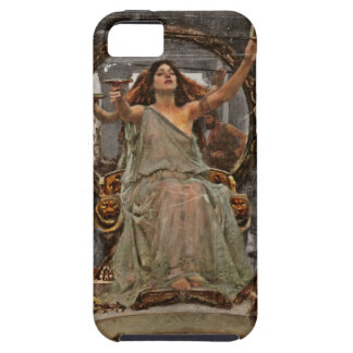 Circe Offers Cup to Ulysses iPhone 5 Case