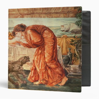 Circe Pouring Poison into a Vase Binder
