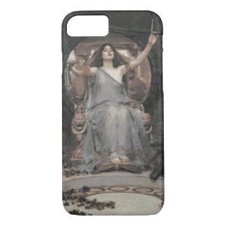 Circe que ofrece la taza a Odiseo Funda iPhone 7
