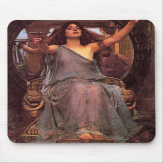 """Circe que ofrece la taza a Odiseo "" Alfombrillas De Raton"