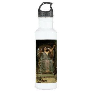 Circe que ofrece la taza a Ulises por el Botella De Agua De Acero Inoxidable