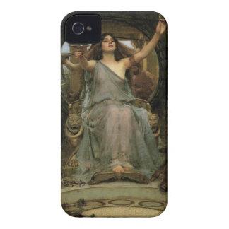 Circe que ofrece la taza a Ulises por el Carcasa Para iPhone 4