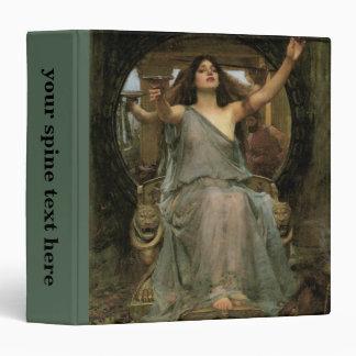 Circe que ofrece la taza a Ulises por el