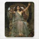Circe que ofrece la taza a Ulises por el Alfombrillas De Raton