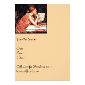 Circe Sorceress and Potions Card