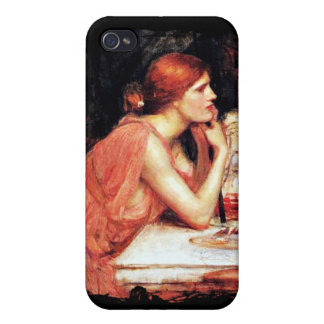 Circe Sorceress and Potions Covers For iPhone 4