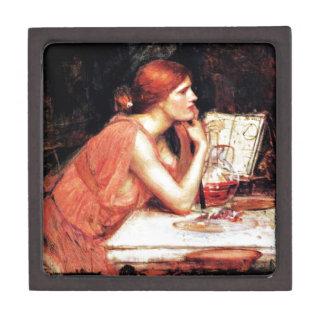 Circe Sorceress Jewelry Box