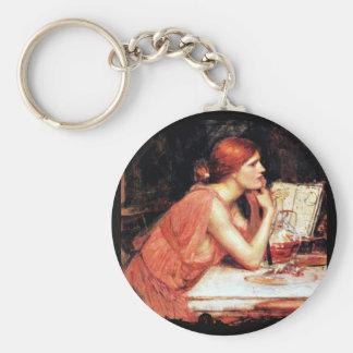 Circe Sorceress Keychain