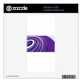 circle-12-abs skin para el iPhone 4S