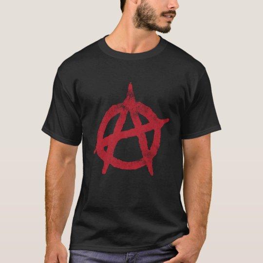 'circle a' anarchy symbol T-Shirt