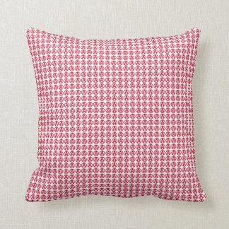 Circle A Throw Pillows