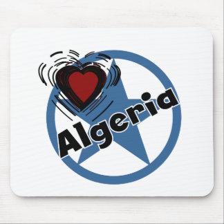 Circle Algeria Mouse Mat