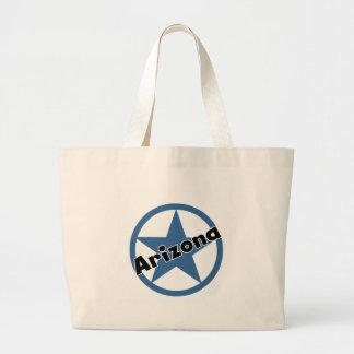 Circle Arizona Canvas Bags