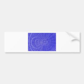Circle Art Bumper Sticker
