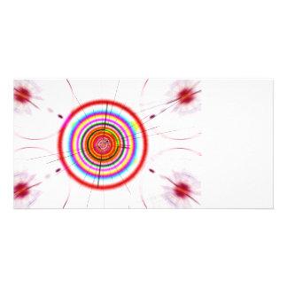 Circle Art Card