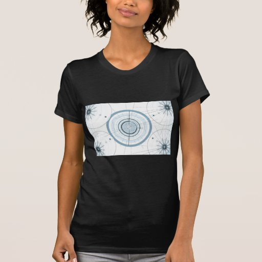 Circle Art T Shirt