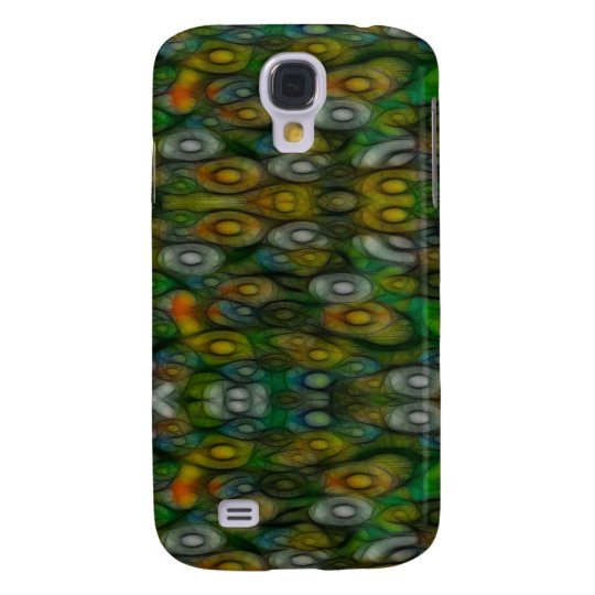 Circle Back 2 Galaxy S4 Cover