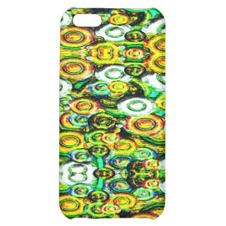 Circle Back 3 iPhone 5C Cases