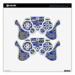 Circle Back 5 Skins For PS3 Controllers