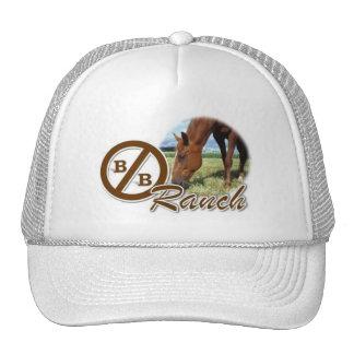 Circle Bar BB Ranch Hat