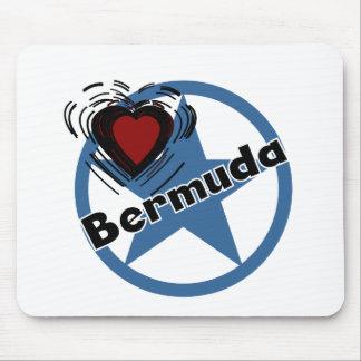 Circle Bermuda Mouse Pads