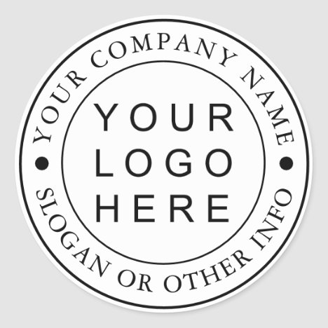 Classic Round Sticker