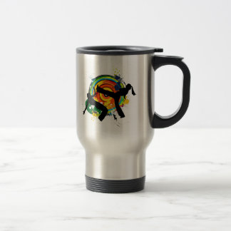 circle capoeirista mug