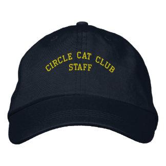 Circle Cat Club Staff Cap