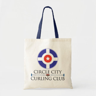 Circle City Curling - Tote Bag