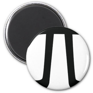 circle constant pi magnet