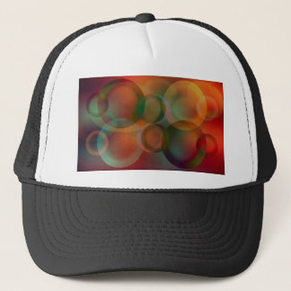 circle created by Tutti Trucker Hat