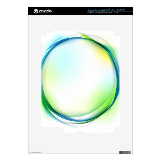Circle Decals For iPad 3