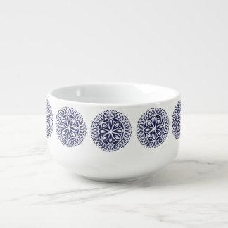 Circle Design Fine China-ish bowl