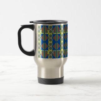 Circle Design Mugs