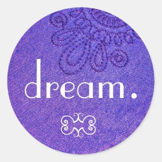 Circle Dream stickers