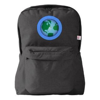 Circle for Diabetes Awareness American Apparel™ Backpack
