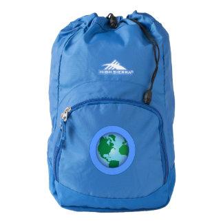 Circle for Diabetes Awareness High Sierra Backpack