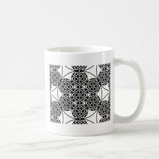 Circle Fractal Coffee Mug