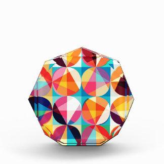 Circle Geometric Kaledioscope Pattern Award