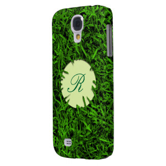 circle in the grass samsung galaxy S4 case