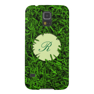 circle in the grass samsung galaxy S5 case