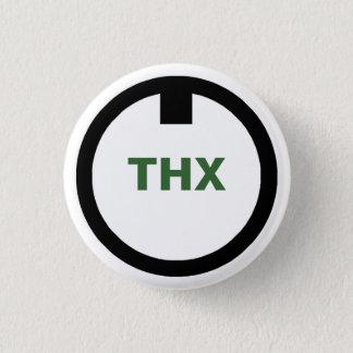 Circle Key Button