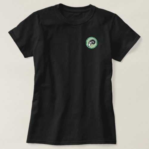 Circle Logo FRONT  BACK T_Shirt