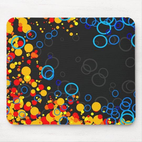 Circle Mania Mouse Pad