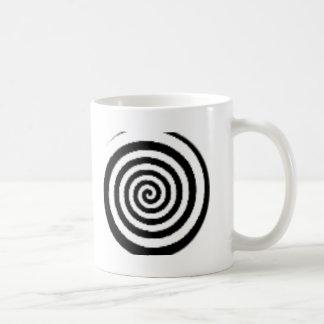 circle maze mug