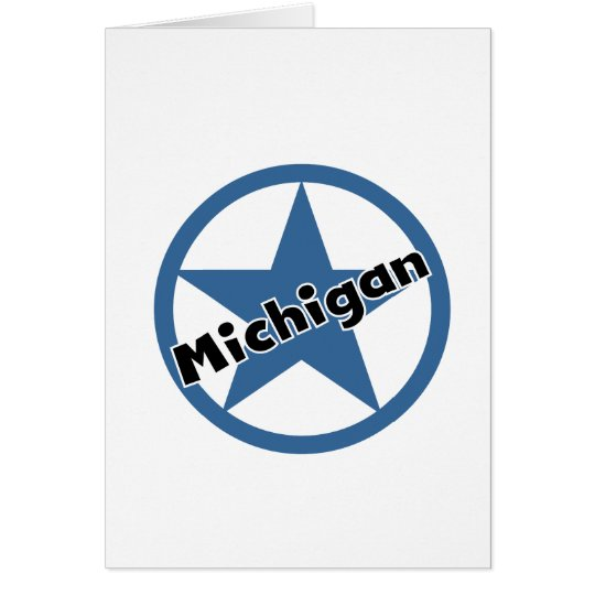 Circle Michigan Card