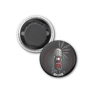 Circle Microphone Lake Erie Live Magnet