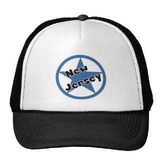 Circle New Jersey Trucker Hat